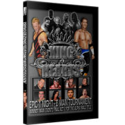 "Alpha-1 Wrestling DVD September 21, 2014 ""King of Hearts"" - Hamilton, ON"