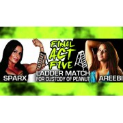 "Alpha-1 Wrestling November 2, 2014 ""Final Act Five"" - Hamilton, ON (Download)"