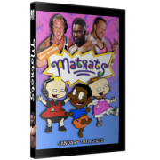 "Alpha-1 Wrestling DVD January 18, 2015 ""Matrats"" - Hamilton, ON"