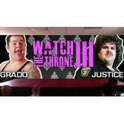 "Alpha-1 Wrestling February 22, 2015 ""Watch the Throne III"" - Hamilton, ON (Download)"