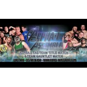 "Alpha-1 Wrestling June 14, 2015 ""Assemble"" - Hamilton, ON (Download)"