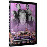 "Alpha-1 Wrestling DVD July 12, 2015 "" Seppuku"" - Hamilton, ON"
