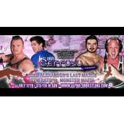 "Alpha-1 Wrestling July 12, 2015 "" Seppuku"" - Hamilton, ON (Download)"