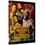 "Alpha-1 Wrestling DVD September 20, 2015 ""No King for Our Crown"" - Hamilton, ON"