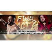 "Alpha-1 Wrestling November 15, 2015 ""Final Act 6"" - Hamilton, ON (Download)"
