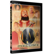 "Alpha-1 Wrestling DVD May 15, 2016 ""Immortal Kombat IV"" - Hamilton, ON"