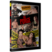 "Alpha-1 Wrestling DVD July 3, 2016 ""The Purge"" - Hamilton, ON"