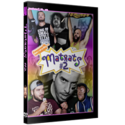 "Alpha-1 Wrestling DVD September 18, 2016 ""Matrats 2"" - Hamilton, ON"