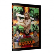 "Alpha-1 Wrestling DVD October 23, 2016 ""Causing A Ruckus"" - Oshawa, ON"