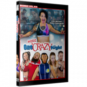"Alpha-1 Wrestling DVD December 18, 2016 ""One More Crazy Night"" - Hamilton, ON"