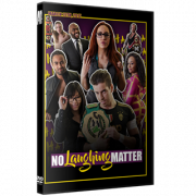 "Alpha-1 Wrestling DVD March 19, 2017 ""No Laughing Matter"" - Oshawa, ON"