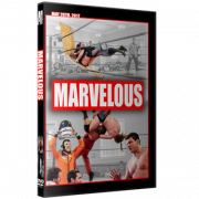 "Alpha-1 Wrestling DVD May 28, 2017 ""Marvelous"" - Oshawa, ON"