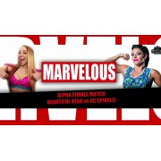 "Alpha-1 Wrestling May 28, 2017 ""Marvelous"" - Oshawa, ON (Download)"