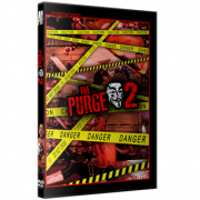 "Alpha-1 Wrestling DVD July 30, 2017 ""The Purge 2"" - Hamilton, ON"