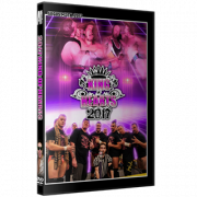 "Alpha-1 Wrestling DVD August 13, 2017 ""King of Hearts 2017"" - Oshawa, ON"