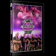 "Alpha-1 Wrestling DVD August 13, 2017 ""King of Hearts 2017"" - Oshawa, ON"