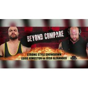 "Alpha-1 Wrestling September 10, 2017 ""Beyond Compare"" - St. Catherines, ON (Download)"