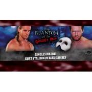 "Alpha-1 Wrestling September 24, 2017 ""Phantom of the Banquet Hall"" - Hamilton, ON (Download)"