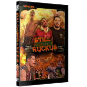 "Alpha-1 Wrestling DVD October 1, 2017 ""Still Causing a Ruckus"" - Oshawa, ON"