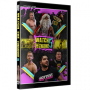 "Alpha-1 Wrestling DVD December 17, 2017 ""Watch the Throne 5"" - Oshawa, ON"