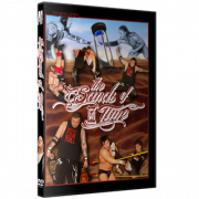 "Alpha-1 Wrestling DVD February 3, 2018 ""The Sands Of Time"" - Oshawa, ON"