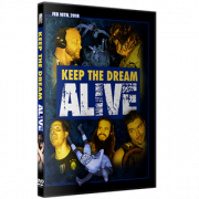"Alpha-1 Wrestling DVD February 18, 2018 ""Keep the Dream Alive"" - Hamilton, ON"