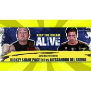 "Alpha-1 Wrestling February 18, 2018 ""Keep the Dream Alive"" - Hamilton, ON (Download)"