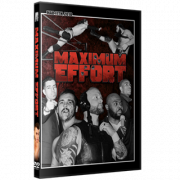 "Alpha-1 Wrestling DVD March 11, 2018 ""Maximum Effort"" - Hamilton, ON"