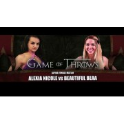 """Alpha-1 Wrestling April 29, 2018 """"Games Of Throws"""" - Oshawa, ON (Download)"""