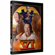 "Alpha-1 Wrestling DVD May 27, 2018 ""Immortal Kombat 6"" - Hamilton, ON"