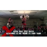 "Alpha-1 Wrestling ""Best Of Josh Alexander"" (Download)"