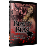"Alpha-1 Wrestling DVD ""Beauty & A Beast: The Best Of Seleziya Sparx"""