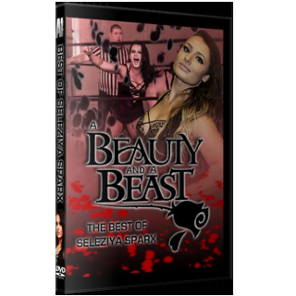 alpha  wrestling dvd beauty  beast    seleziya sparx