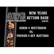 """AWS Promotions January 8, 2005 """"New Years Return Bash"""" - South Gate, CA (Download)"""