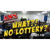 """AWS September 21, 2019 """"What?! No Lottery?"""" - South Gate, CA (Download)"""