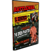 "BattleWar DVD December 2, 2012 ""6"" - Montreal, QC"