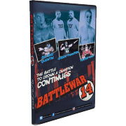 "BattleWar DVD November 10, 2013 ""14"" - Montreal, QC"