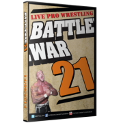 "BattleWar DVD September 14, 2014 ""21""- Montreal, QC"