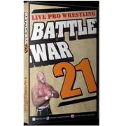 """BattleWar DVD September 14, 2014 """"21""""- Montreal, QC"""
