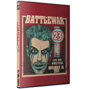 "BattleWar DVD November 16, 2014 ""23"" - Montreal, QC"