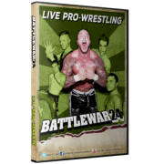 "BattleWar DVD January 11, 2015 ""24"" - Montreal, QC"