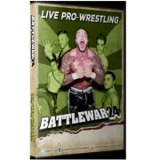 "BattleWar DVD January 11, 2015 ""24"" - Montreal, QC"