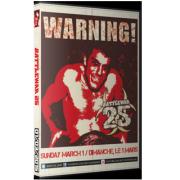 "BattleWar DVD March 1, 2015 ""25"" - Montreal, QC"