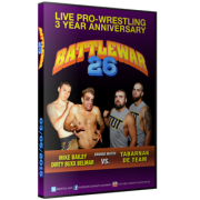 "BattleWar DVD May 3, 2015 ""26"" - Montreal, QC"