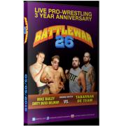 "BattleWar DVD May 3, 2015 ""26"" - Montreal, QC"