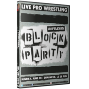 "BattleWar DVD June 28, 2015 ""Block Party"" - Montreal, QC"