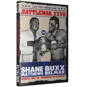 "BattleWar DVD July 26, 2015 ""27"" - Montreal, QC"