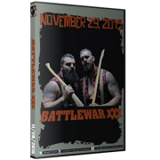 "BattleWar DVD November 29, 2015 ""30"" - Montreal, QC"
