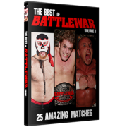 "BattleWar DVD ""Best of BattleWar Volume 1"""