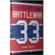 "BattleWar DVD March 13, 2016 ""33"" - Montreal, QC"